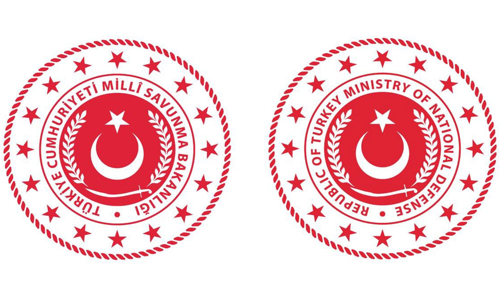 Milli Savunma Bakanlığı, Cumhurbaşkanlığı arması ile uyumlu yeni logosunu tanıttı