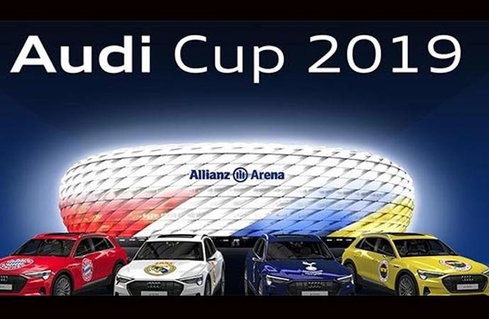 Fenerbahçe, Audi Cup'ta dünya devleriyle karşılaşacak!