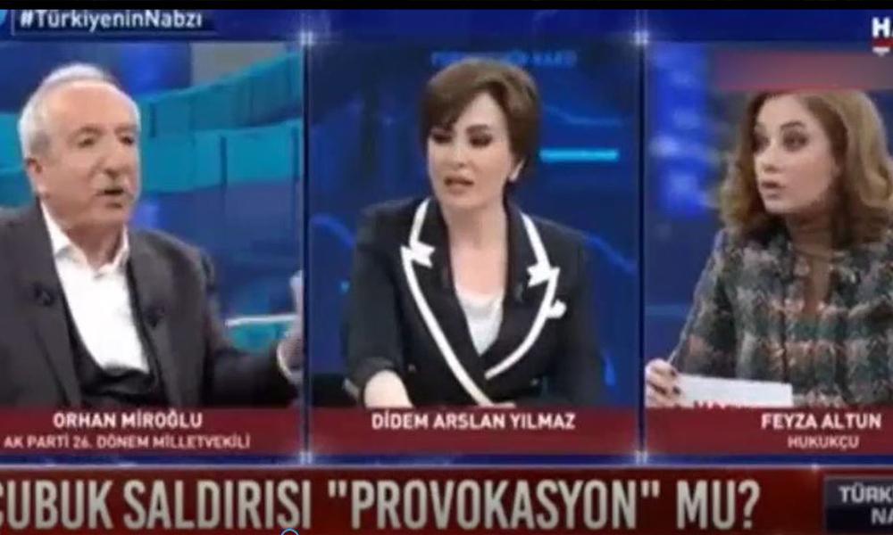 Avukat Feyza Altun, AKP'li Orhan Miroğlu'nu böyle susturdu: Siyasi bir omurganız yok