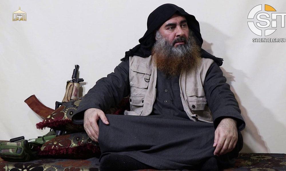 'Bağdadi'nin eşi dahil bütün aile üyeleri gözaltına alındı'