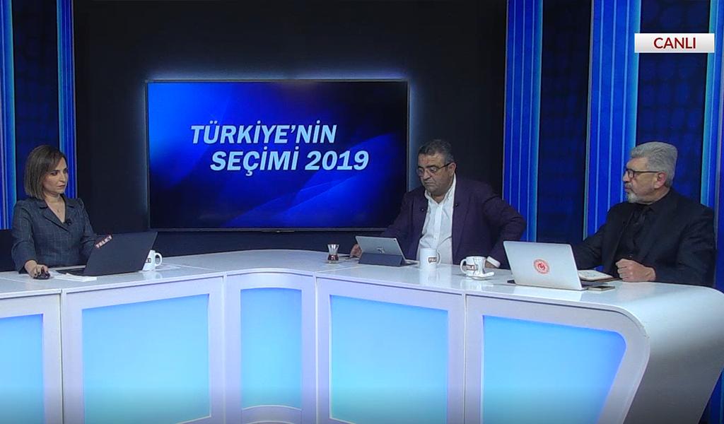 Cihangir İslam, Sezgin Tanrıkulu, Mithat Sancar, Ayşegül Doğan – Türkiye'nin Seçimi (12 Nisan 2019)