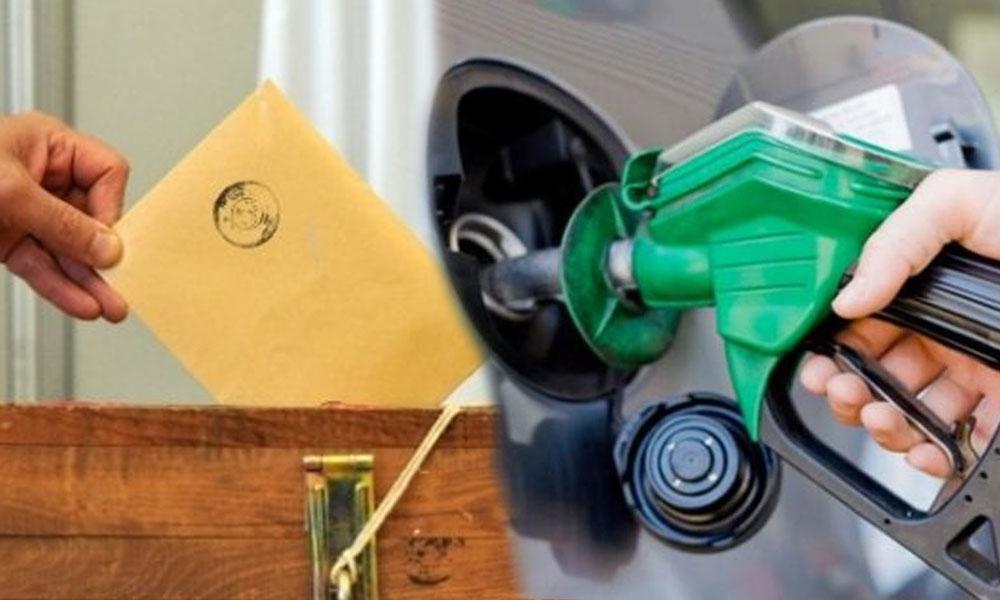 Seçim bitti, zamlar gelmeye başladı… Benzin'e zam!