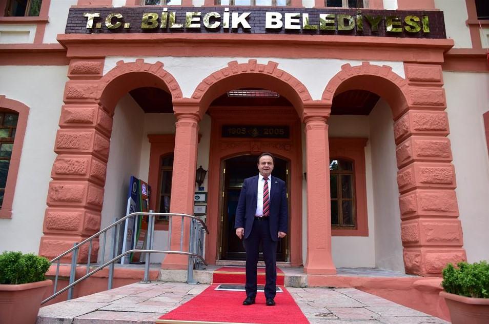 Bilecik Belediye Başkanı Semih Şahin
