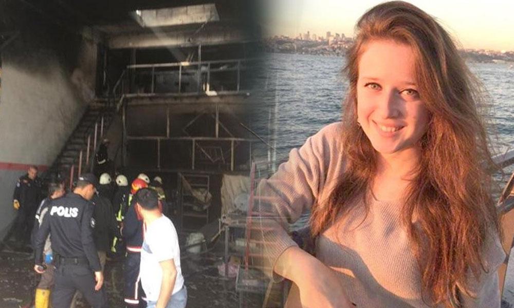 Fabrikadaki patlamada yaralanan işçilerden üniversite son sınıf öğrencisi Şura Şensoy hayatını kaybetti