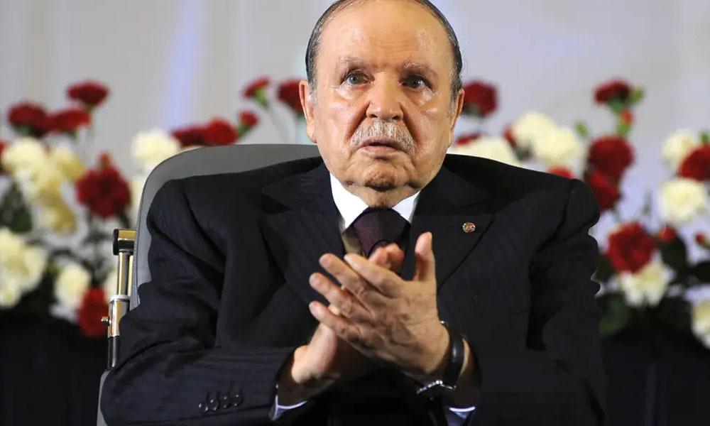 Cezayir Cumhurbaşkanı Bouteflika 20 yılın ardından istifa etti!