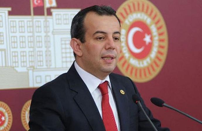 CHP'li Tanju Özcan milletvekilliğinden istifa etti
