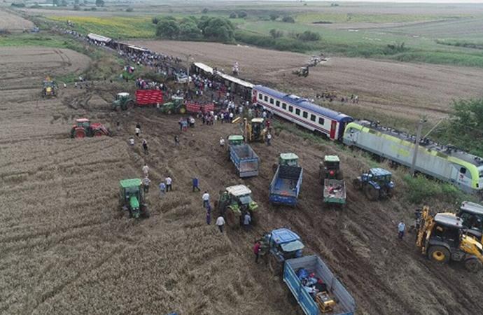 Bakanlık doğruladı… Çorlu tren faciasında bilirkişiler milyonları götürmüş!