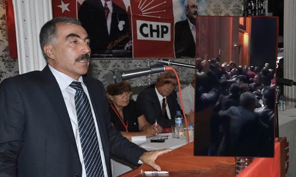 Adana'da AKP'liler, CHP adayına saldırdı… O anlar kameraya böyle yansıdı