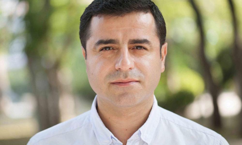 Selahattin Demirtaş: Bize karşı kurulan siyasi kumpasta rol alanlar hakkında elimizde güçlü deliller var