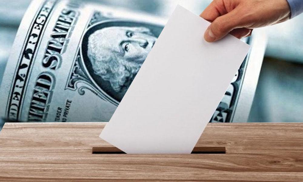 Seçim tartışmaları dolar/TL'yi yükseltti