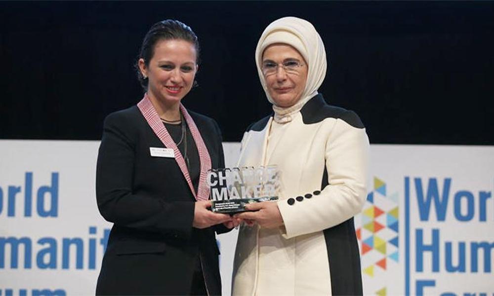 'Emine Erdoğan'a Avrupa'dan ödül' dediler: Gerçekler ortaya çıktı