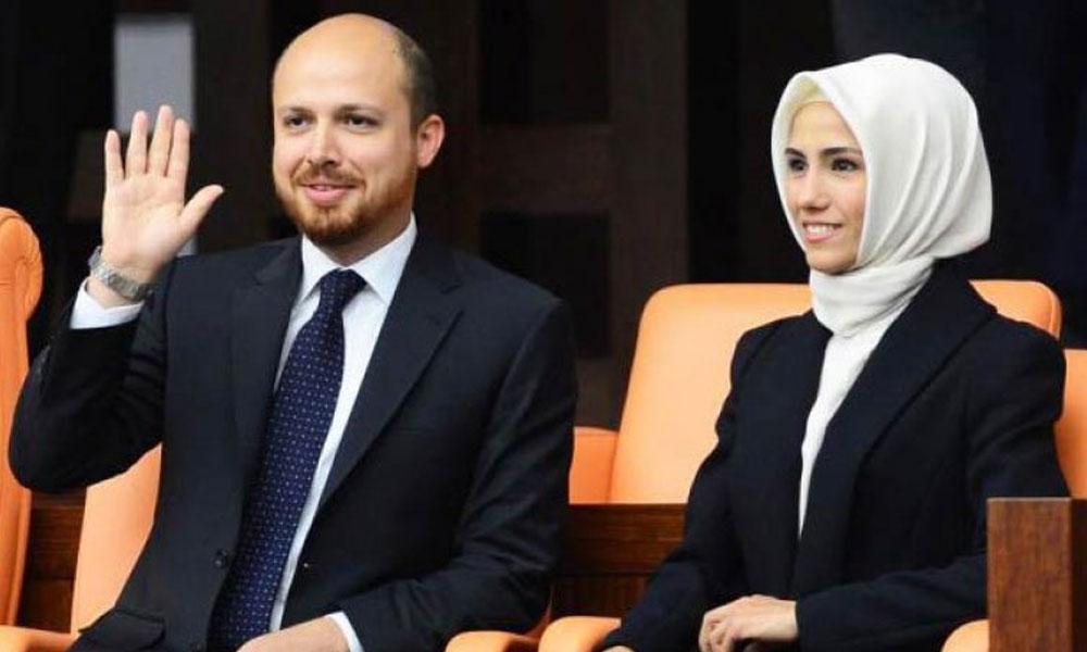 İstanbul Havalimanı'ndaki aşırı pahalı restoranın ortakları Bilal ve Sümeyye Erdoğan çıktı