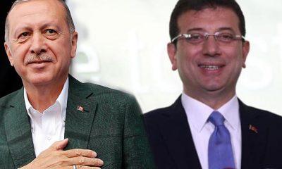 Erdoğan'ın paylaşımına, İmamoğlu'ndan videolu 'gönderme'
