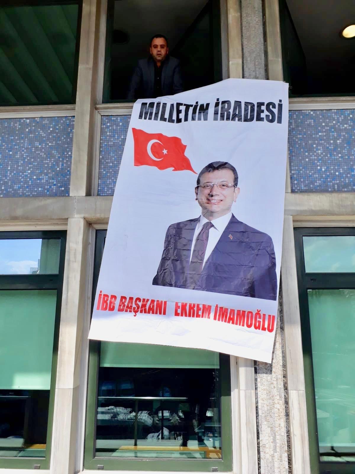 İstanbul Büyükşehir Belediyesi'nde