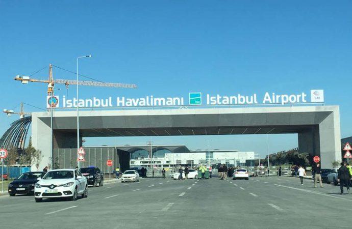 İstanbul Havalimanı'ndaki personele 'dolarlı' ceza sistemi