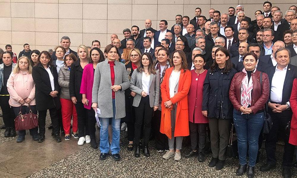 CHP'li Kaftancıoğlu: Eğer ıslak imzalı tutanaklar bizim elimizde olmasaydı, 'Atı alan Üsküdar'ı geçti' diyeceklerdi