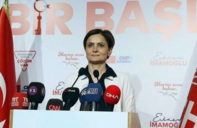 Canan Kaftancıoğlu hakkında yeni iddianame: 6 yıla kadar hapsi isteniyor!