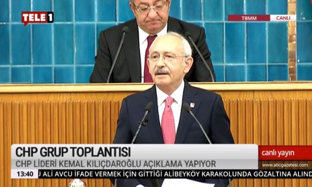 Kemal Kılıçdaroğlu'ndan YSK'ya çağrı
