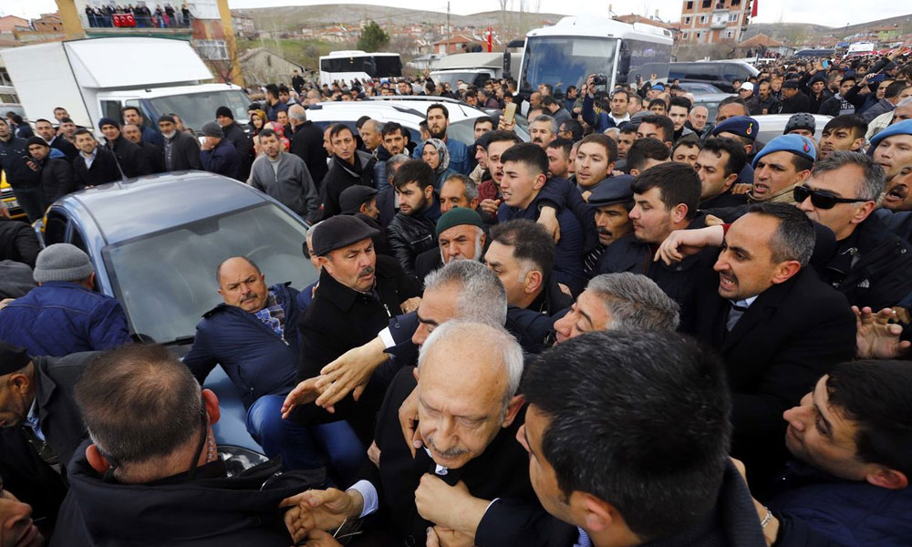 'Kılıçdaroğlu bu kez nerede saldırıya uğrayacak?'