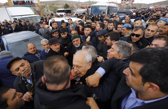 Kılıçdaroğlu'nun korumalarına 'saldırı' soruşturması