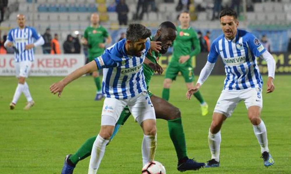 BB Erzurumspor – Akhisarspor: 2-1