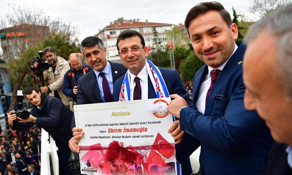 Ekrem İmamoğlu: İstanbul ittifakı dedik bugün gerçek oldu