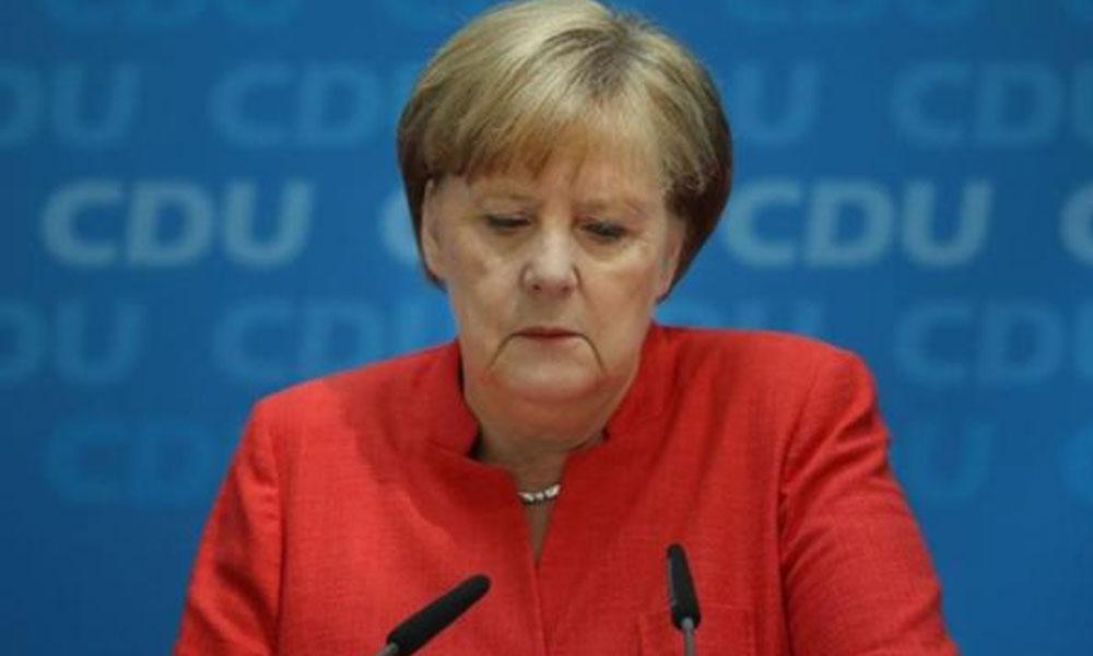 Almanya Başbakan'ı Merkel'e casus şoku!