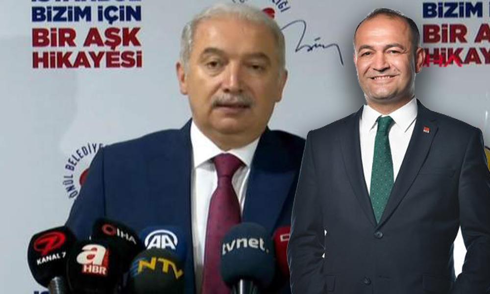 Mevlüt Uysal'ın garip açıklamasına CHP'den anında hukuki yanıt