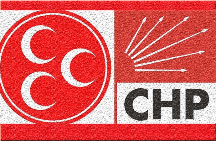 CHP ve MHP uzun süre sonra ilk kez ortak noktada buluştu