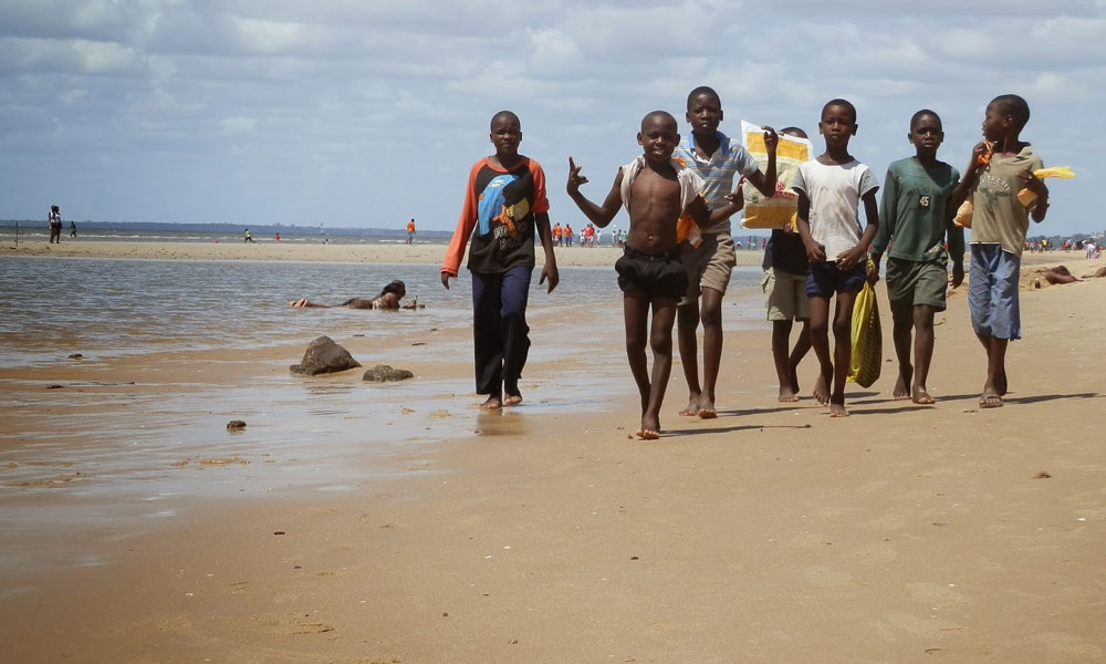 Mozambik açlık tehlikesi ile karşı karşıya