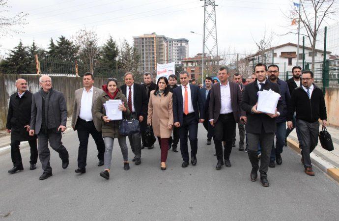 CHP'nin Sancaktepe'de seçim sonuçlarına yaptığı itiraz kabul edildi