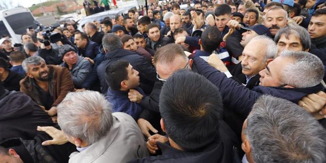 İstanbul Tabip Odası: Kılıçdaroğlu'na faşist saldırıyı protesto için toplanıyoruz, faşizme karşı omuz omuza