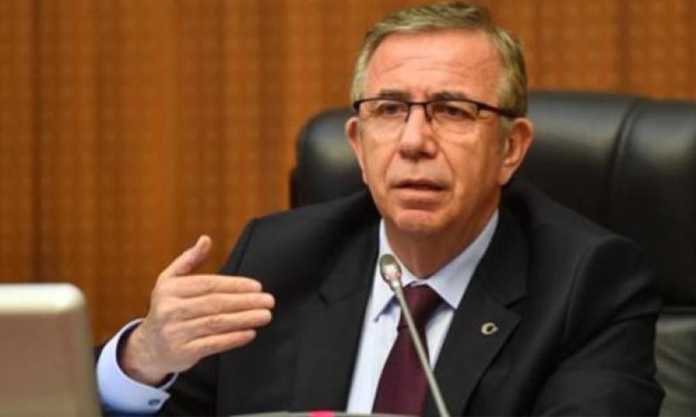 Mansur Yavaş'tan EGO Genel Müdürlüğü'ne dikkat çeken atama
