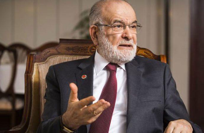 Karamollaoğlu: 'Seçim yenilenirse, iktidar mensupları kaçacak delik arar'