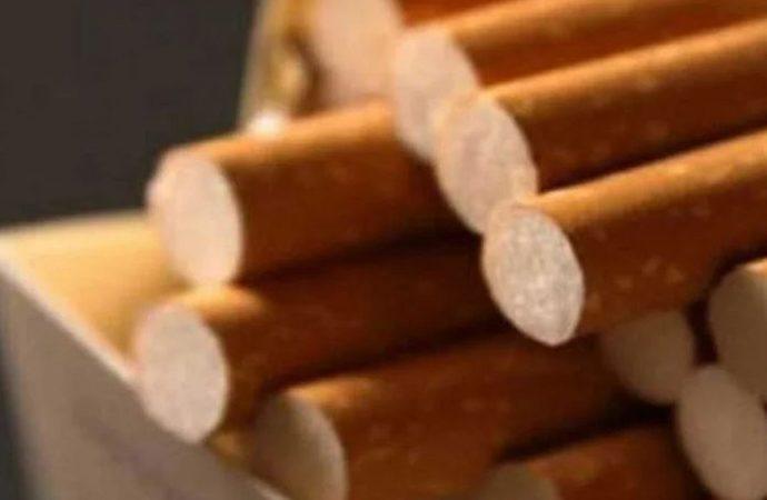 Sigaraya vergi ayarı