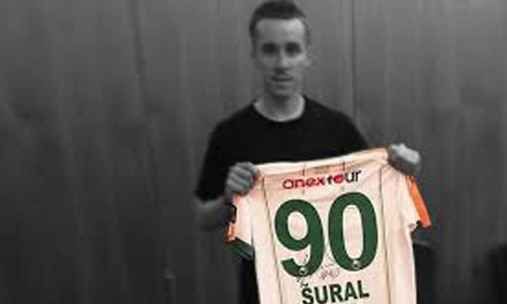 Josef Sural'ın forması emekli edildi
