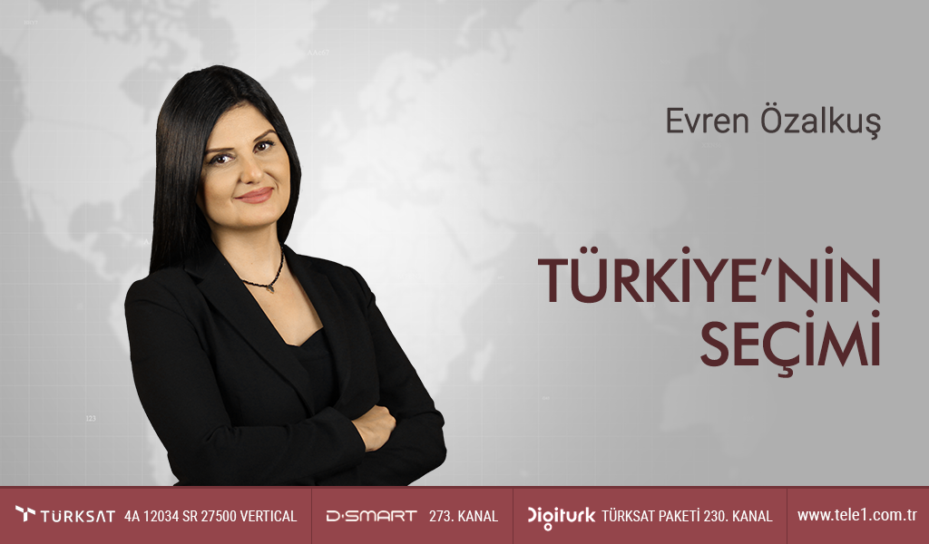 Prof. Dr. Süheyl Batum, Evren Özalkuş – Türkiye'nin Seçimi (19 Nisan 2019)