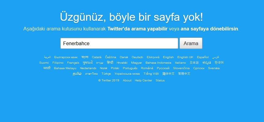 Fenerbahçe protesto