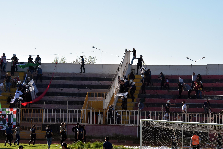 Van Büyükşehir Belediyespor finalde