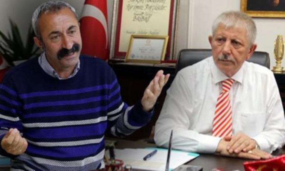 Amasya Belediye Başkanı, 'Komünist Başkan'a özendi