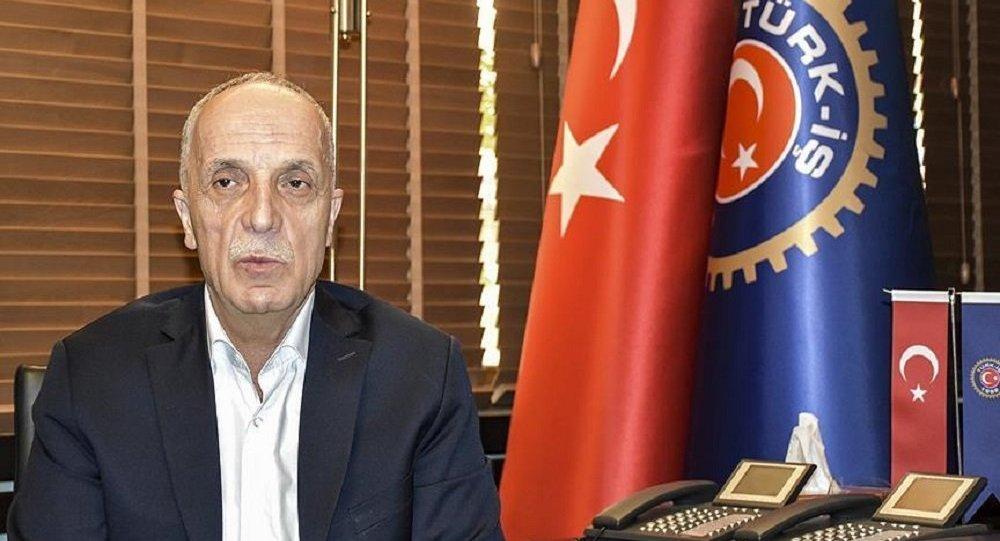 Türk-İş Başkanı Atalay: Yasal süresi dolan tüm sendikalarımıza 'grev kararı alın, hiç uzatmayın' diyeceğim