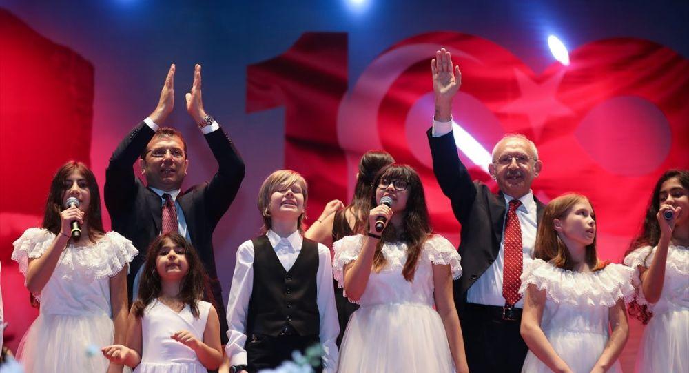 Kılıçdaroğlu: İmamoğlu, CHP'nin adayı olmaktan çoktan çıktı, o artık 16 milyon İstanbullunun adayıdır