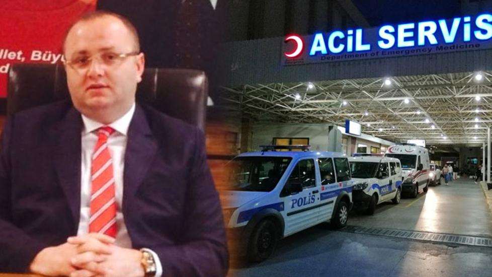 Silahlı saldırıya uğrayan eski AKP İzmir İl Başkan Yardımcısı hayatını kaybetti