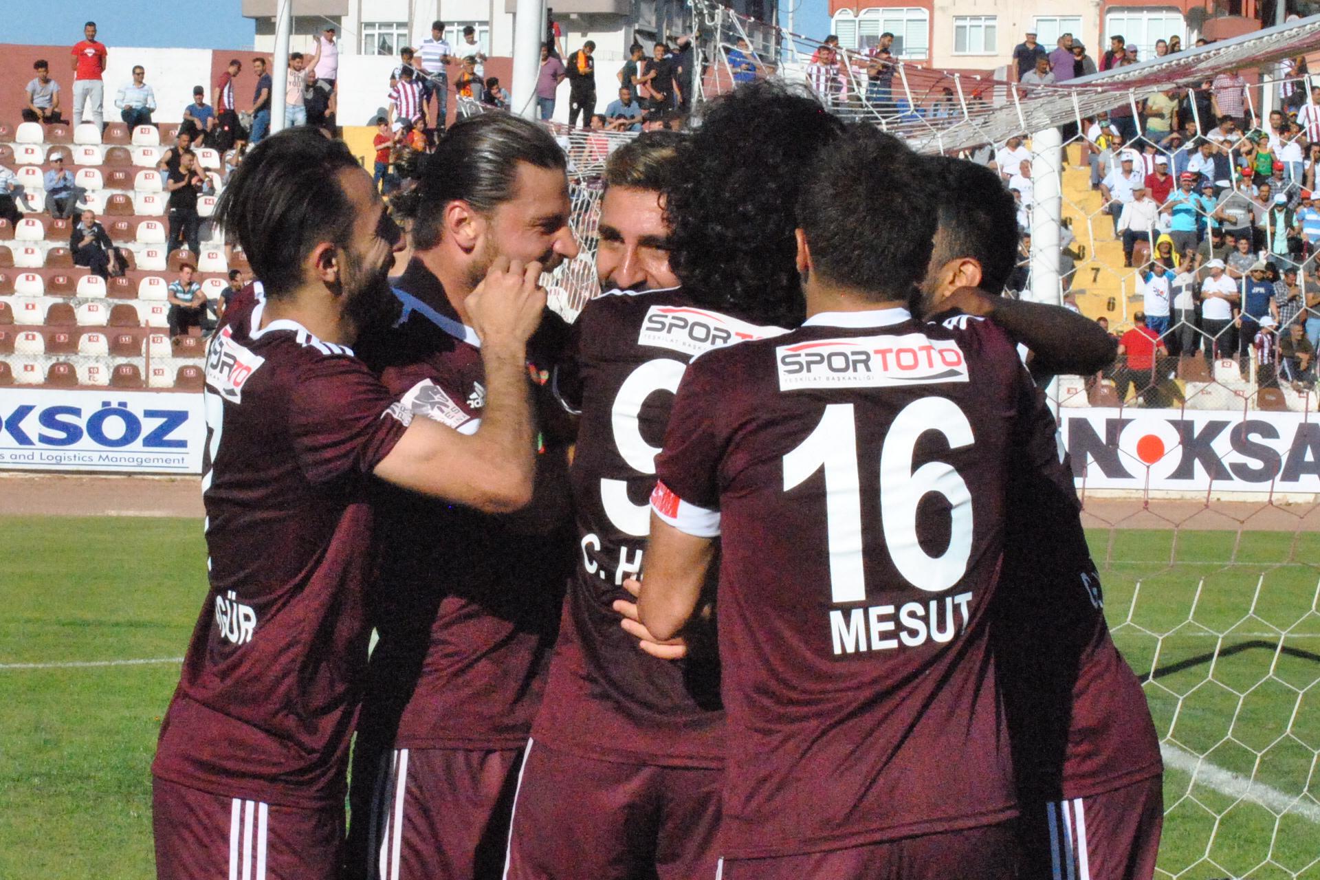 Hatayspor – Giresunspor: 1-0