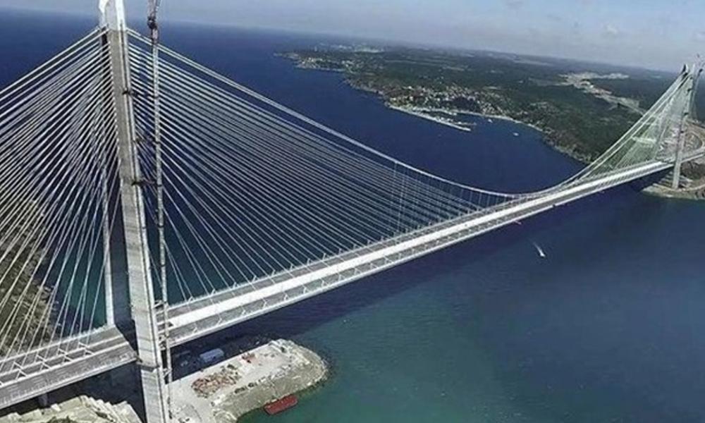 Çinlilerden 3. köprüdeki hisselerin pazarlığına ilişkin açıklama!