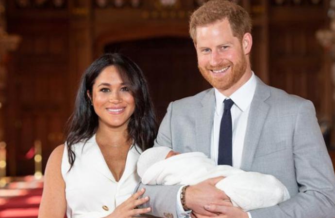 Prens Harry ve Meghan Markle'ın lüks malikanesi ilk kez görüntülendi