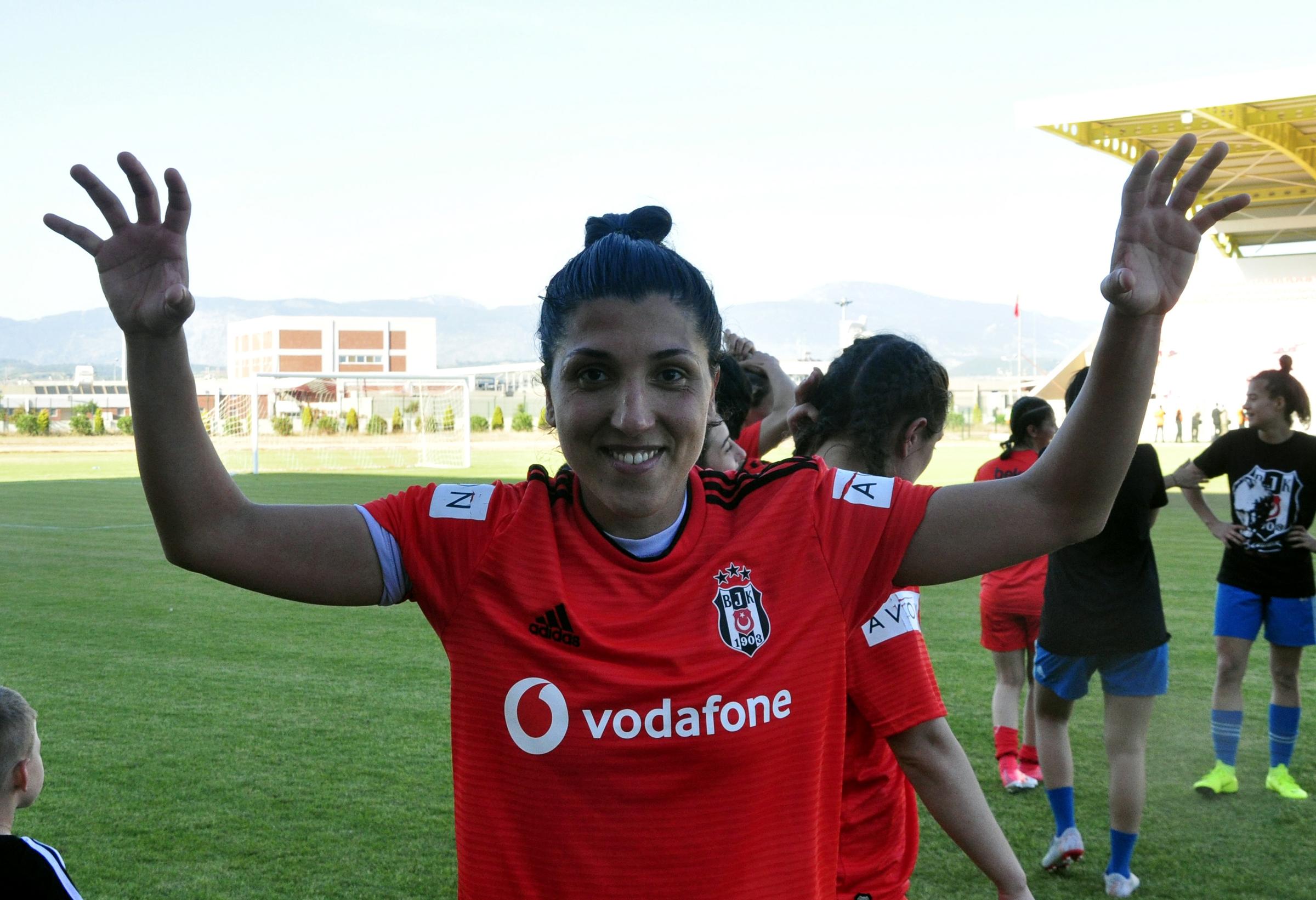 Kadınlar Futbol 1'inci Ligi'nde şampiyon Beşiktaş