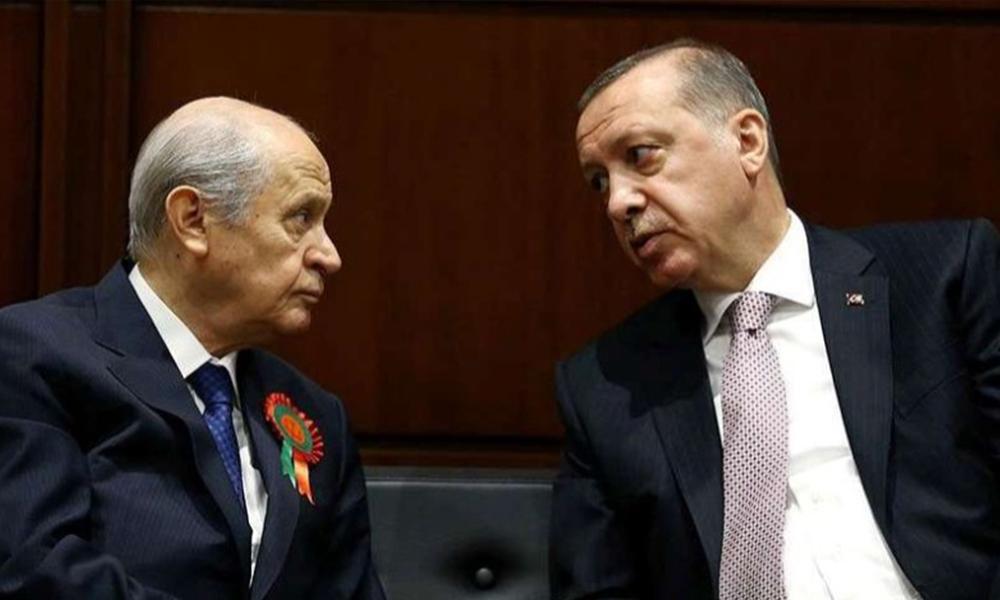Cumhur İttifakı sallanıyor: AKP ve MHP'li yetkililer Reuters'a konuştu