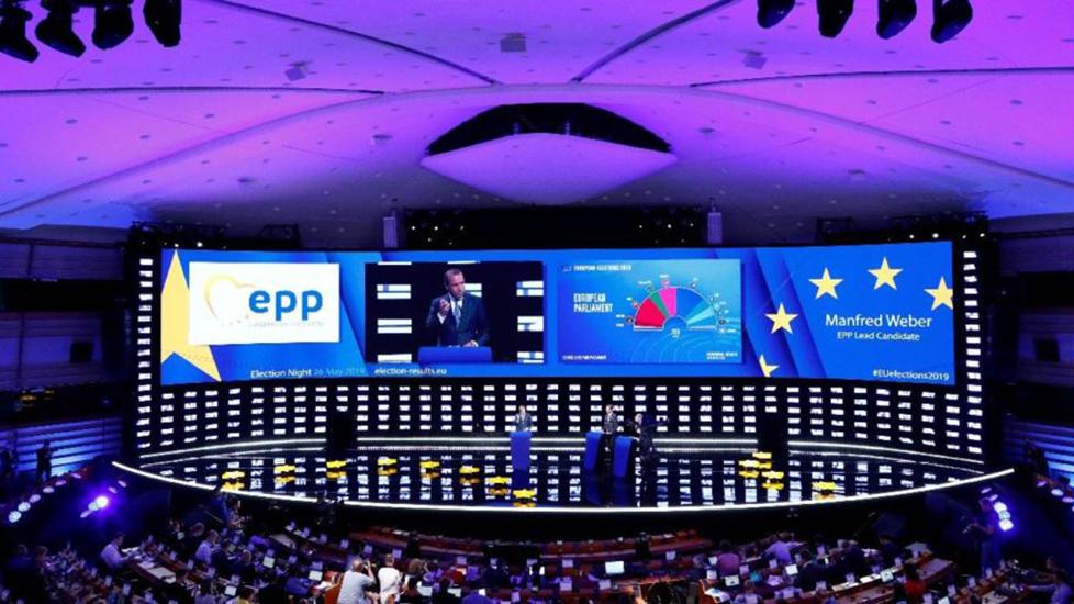 İşte Avrupa Parlamentosu'nda seçim sonuçları… Avrupa'da sağ ve ırkçı partiler yükselişe geçti