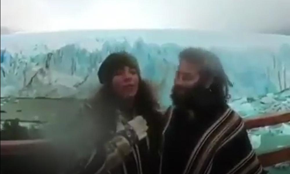 Antarktika'dan yola çıkıp İmamoğlu için gelecekler!